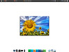 Current Desktop (Zack Hughes) Tags: sun photography rising pc dock mac object fake sunflower zack hughes objectdock
