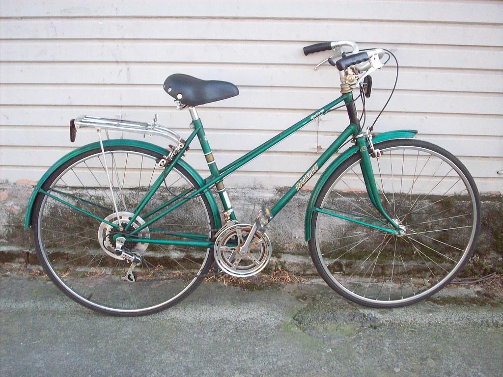 More bike