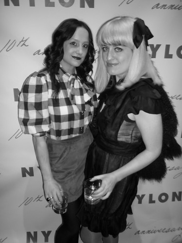 nylon 10th anniversary