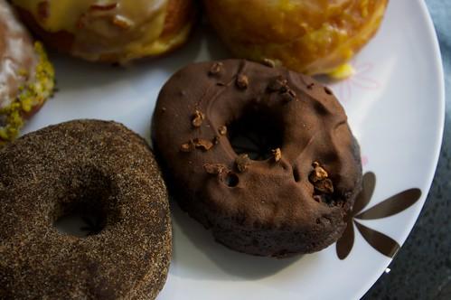 chocolate spice & chocolate star anise
