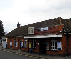 Picture of Bexleyheath Station