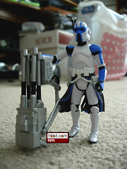 Clone Trooper Heavy Quad Gunner