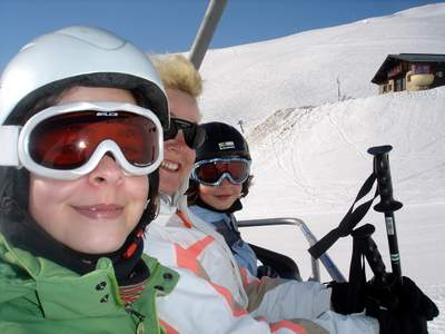 Gastein skiing