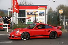 Porsche 997 Turbo (simons.jasper) Tags: road color beautiful car racecar jasper sony fast special porsche circuit rood simons a100 digest supercars 997 nurburg specialcolor autogespot spotswagens