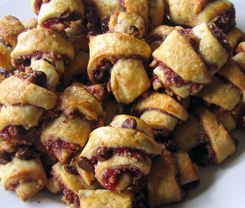 Jason Weiner's Rugelach Recipe — Dishmaps
