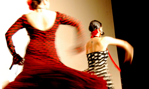 Flamenco at the Odeon