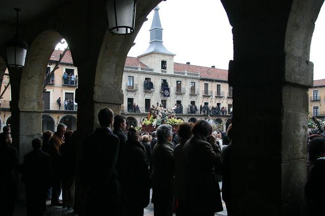 Plaza Mayor: Encuentro