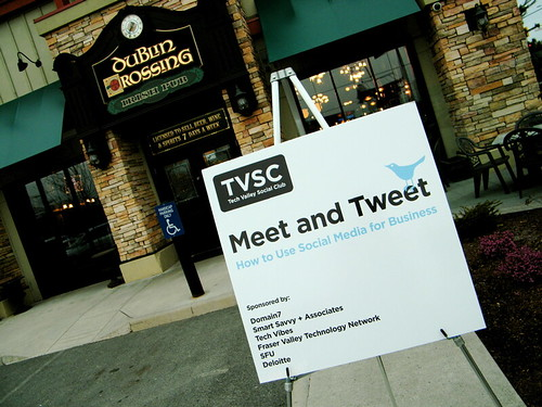 Tech Valley Social Club - Meet n' Tweet