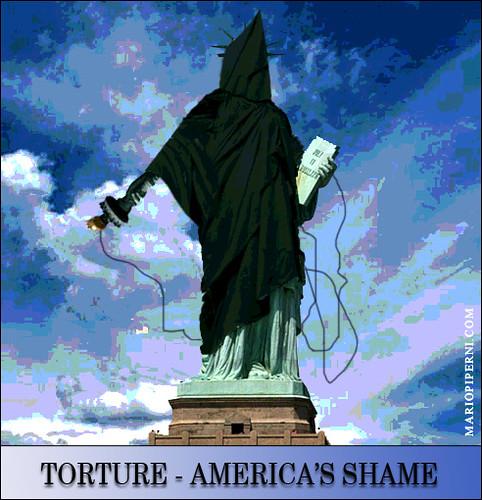 Torture -- America's Shame