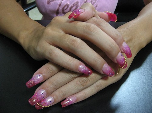 nail Acrylic Decorated Nails design gallery nail art designs gallery