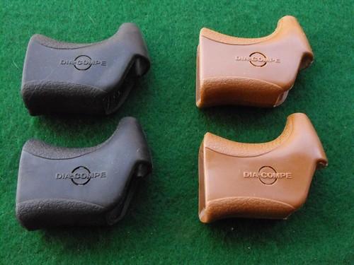 contoured brake lever body