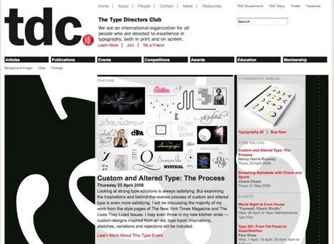 TypeDirectorClub ( TDC )