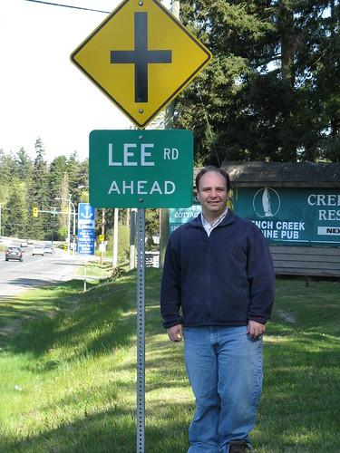 Lee Road Ahead