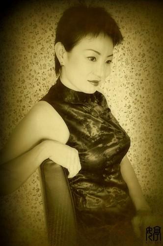 Vanessa - Shanghai-nin