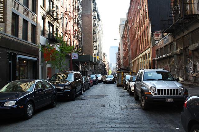 soho street