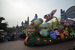 Hong Kong 2009 - Disney on Parade (10)