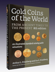 Friedberg Gold Coins World 8th ed
