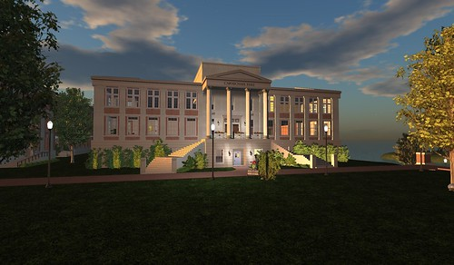 Virtual Worlds in Action: University of Alabama