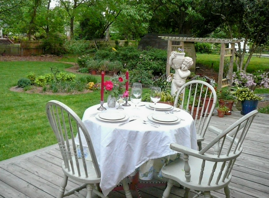 backyard bistro and gardens