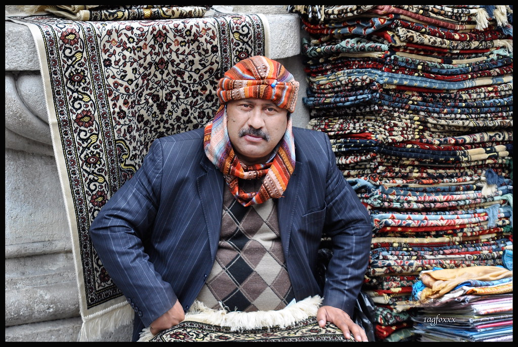 Carpet Vendor