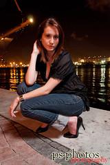 Teresa (PS-Photos.com) Tags: life city liz night photography bokeh bees flash alien sb600 teresa sb80dx cls ericho strobist psphotos cybersync ek9vboi d3001755mmf28nikkornikon80200mmmodelingmiamiunderpass