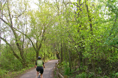 FoxRiverBikeTrail050209-1515 (Mooseheart, Illinois, United States) Photo