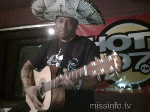 maino is an honorary mexican