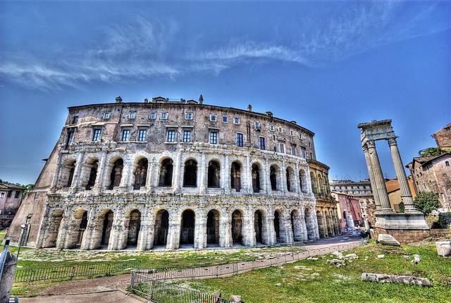 Teatro Marcello - Roma