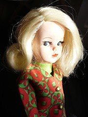 Minty Blonde Side Part Sindy (seejanerunning) Tags: doll townandcountry blonde sindy sidepart
