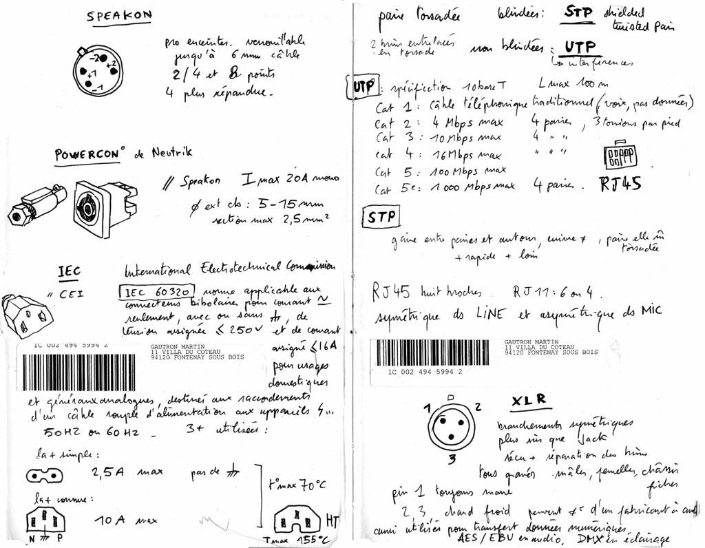 The Worlds Best Photos Of Diy And Scsi Flickr Hive Mind Firewire Wiring Diagram Speakon Utp Stp Xlr Iec Martingautroncom