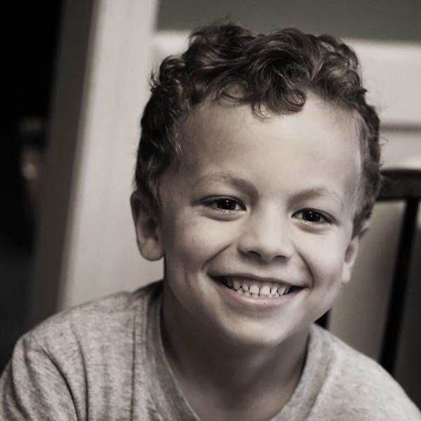 Jonah's curls