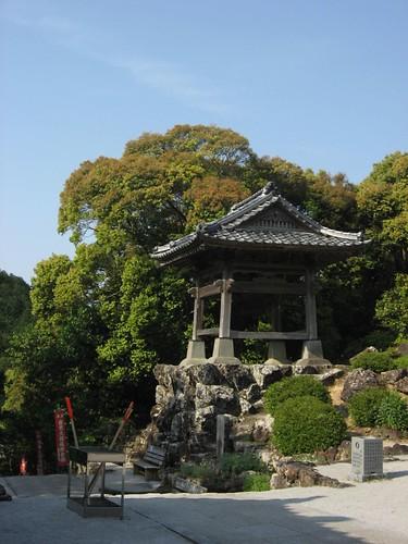 大日寺 鐘楼