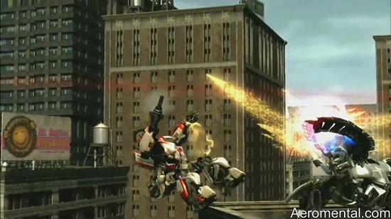 juego Transformers 2 Protectobot