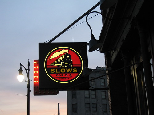 Slow's Barbecue
