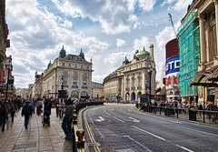 Piccadilly. London