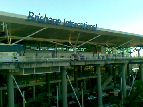 Brisbane International terminal 2