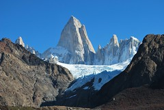 CERRO FITZ ROY ( EL CHALTEN ) 3.405 MTS