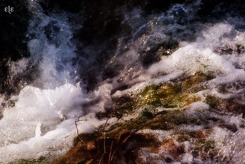Water falling...