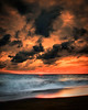 """ Sunset in Drama ¨ (Alfredo11) Tags: sunset sea sky texture beach water clouds reflections mexico atardecer mar agua long exposure waves playa nubes alfredo puertovallarta olas texturas reflejos treatment tratamiento cileo sekonic nikon1755mm28 nikod300"