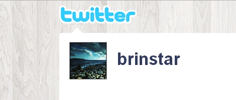 Twitter Icon Image - for Blog Post