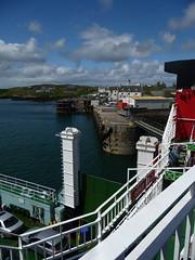 Lochboisdale from ferry (fotofal) Tags: ferry island scotland isle westernisles calmac isles uist hebrides southuist outerhebrides hebridean lochboisdale uists mvlordoftheisles