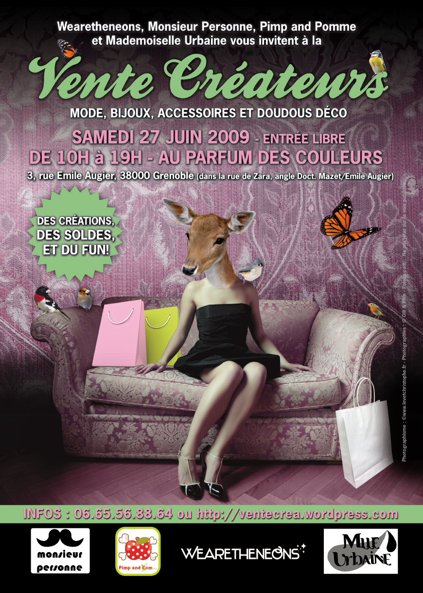 Flyer vente Grenoble 2