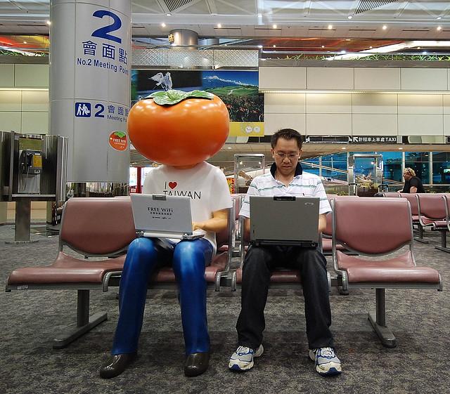 WiFi Man與我