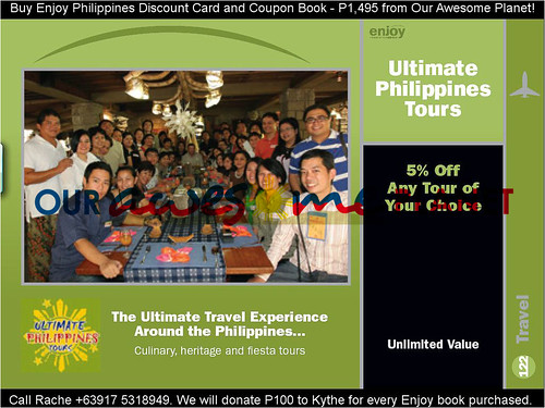 Ultimate Philippine Tours