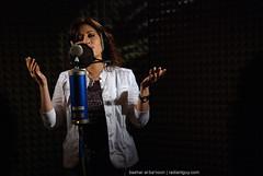 Vocalist (radiant guy) Tags: musician studio artist singing performing professional singer speaker vocalist microphone performer recording vocal latifa inthemood لطيفة لطيفه professionalmusician