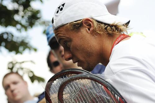 Lleyton Hewitt, 2009 Wimbledon