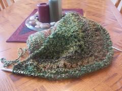 Herb Garden Shawl