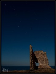 Torreon (Tabernilla (David Izaguirre)) Tags: costa david mayor olympus rincones estrellas e3 nocturnas zuiko santelmo osa cantabria justa telmo izaguirre santajusta davidizaguirre tabernilla 1260mm