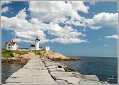 Eastern Point Light ll (joelkatz23) Tags: massachusetts northshore gloucester breakwater capeann atlanticcoast easternpointlighthouse wbnawnema