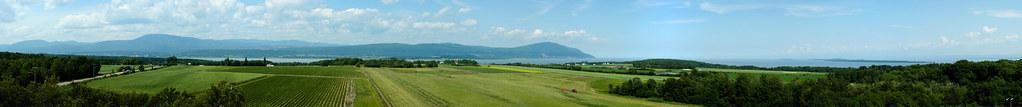 Vue panoramique de Saint-François